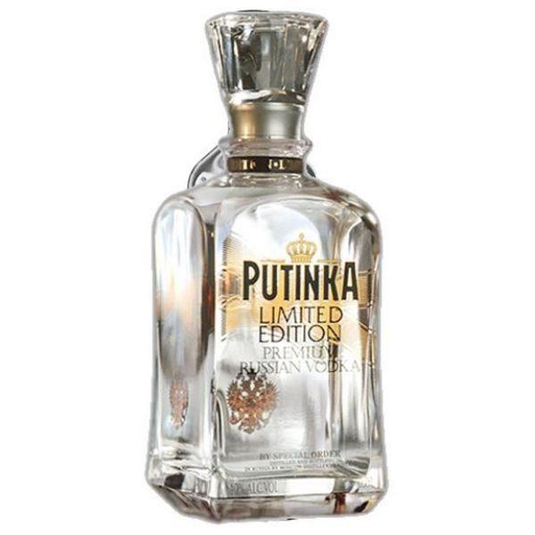 Putinka Vodka Vuông