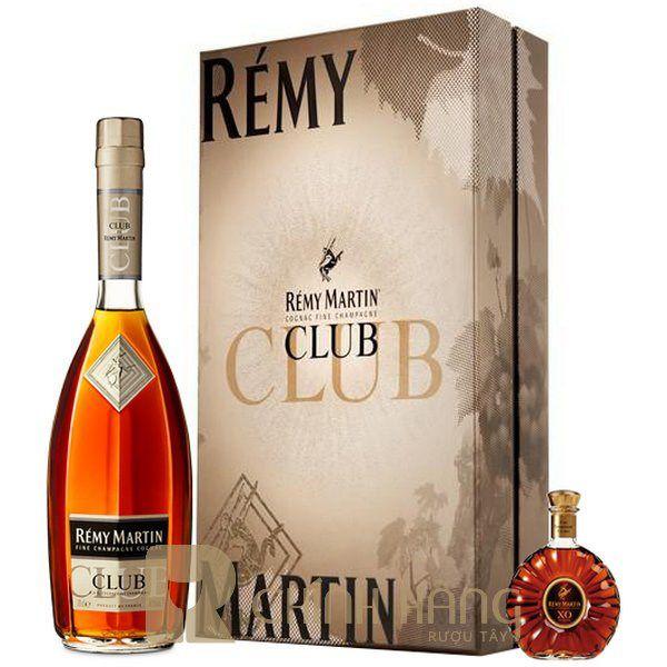 Remy Martin Club - Hộp Quà Tết 2020