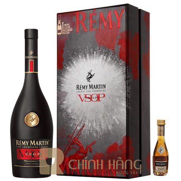Remy Martin VSOP - Hộp Quà Tết 2020