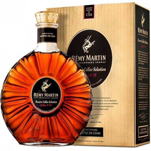 Remy Martin XO Cellar N 28