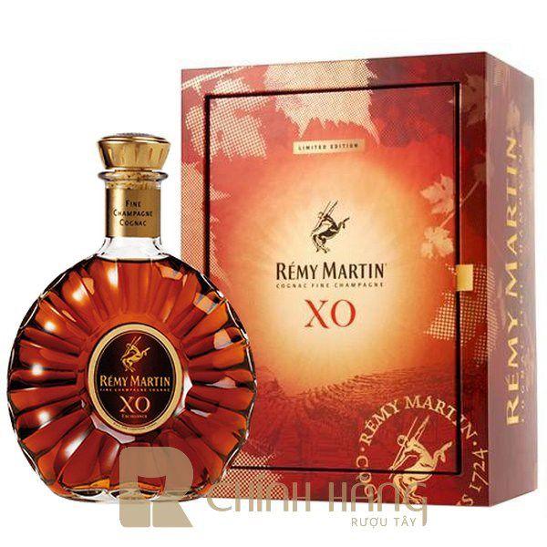 Remy Martin XO - Hộp Quà Tết 2020
