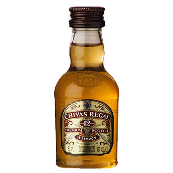Rượu Chivas 12 mini 50ml