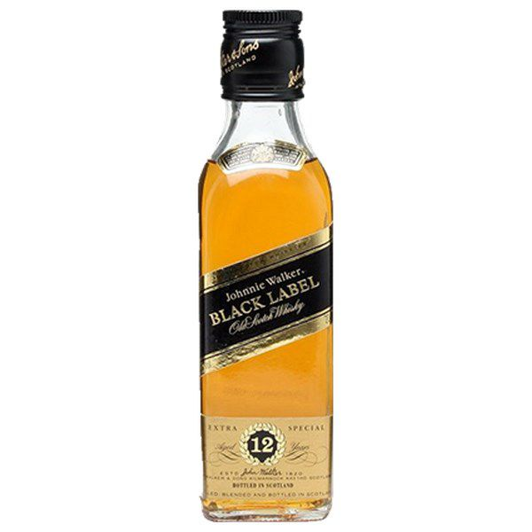 Rượu mini Johnnie Walker Black label 50ml 50 ml