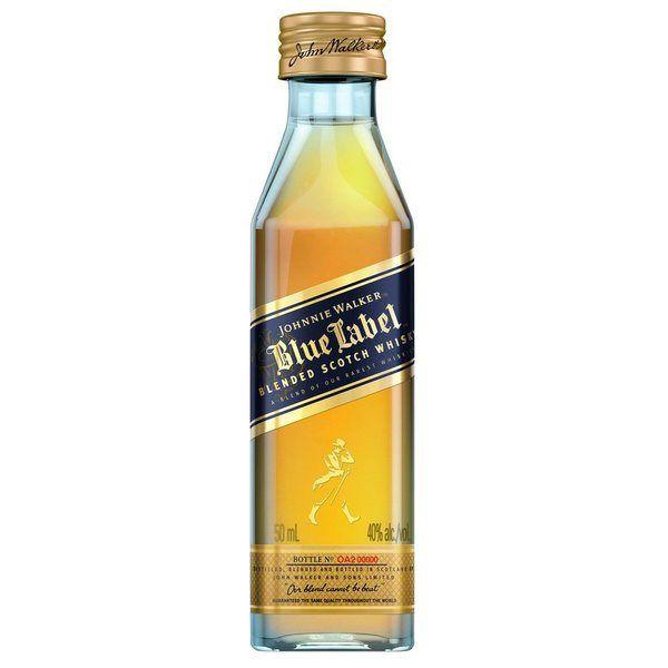 Rượu mini Johnnie Walker Blue label 50ml