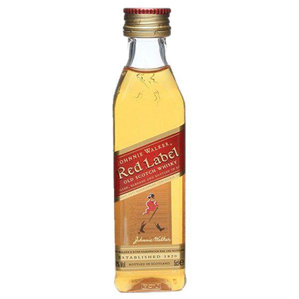 Rượu mini Johnnie Walker Red Label 50ml