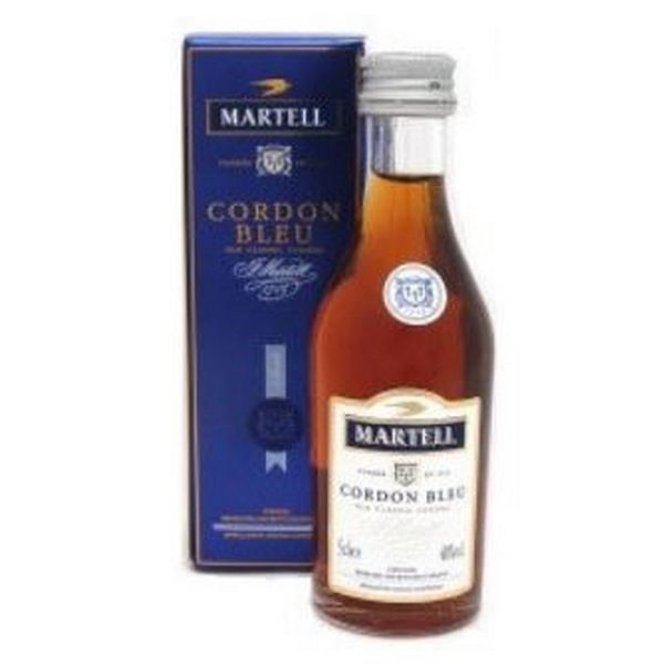 Rượu mini Martell Cordon Bleu 50ml