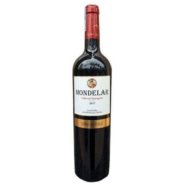 Rượu Mondelar Cabernet Sauvignon 750 ml