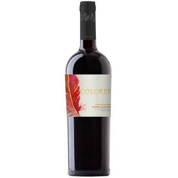 Rượu vang đỏ 7 Colores Cabernet Sauvignon