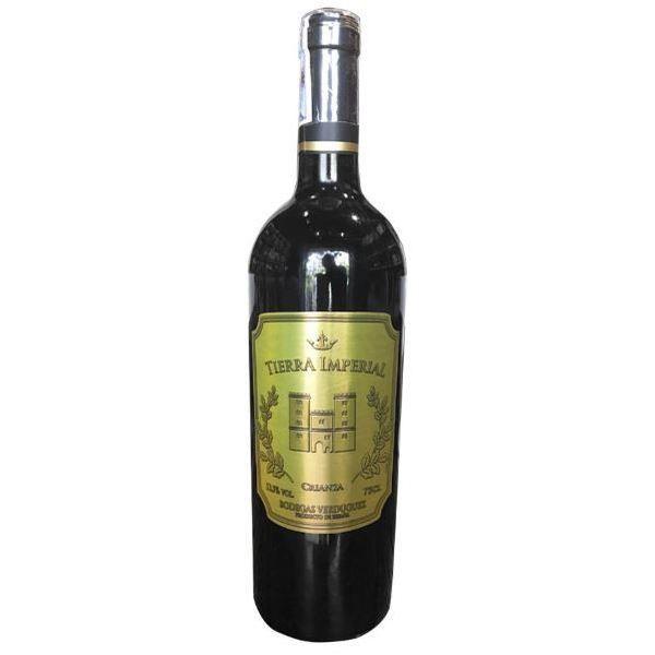 Rượu vang đỏ Tierra Imperial Crianza