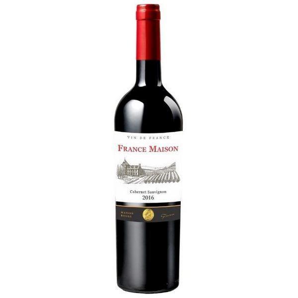 Rượu Vang Maison France đỏ Cabernet Sauvignon