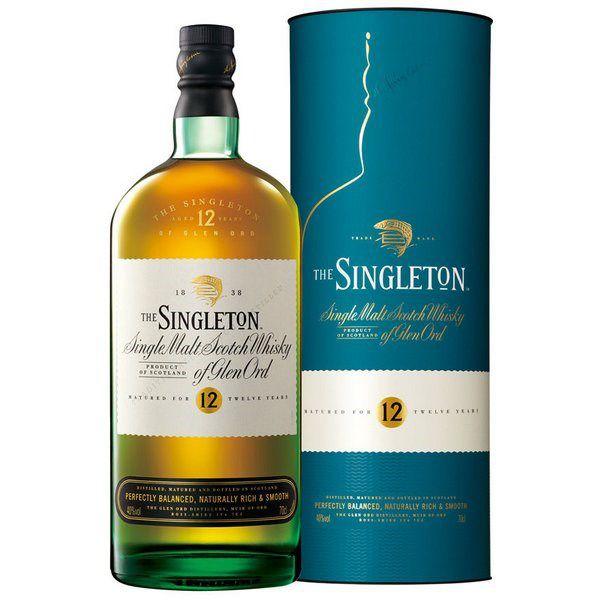 Singleton 12 Năm Glen Ord