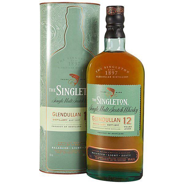 Singleton 12 Năm Glendullan