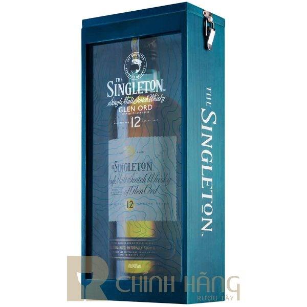 Singleton 12 Năm - Hộp Quà Tết 2021 700 ml
