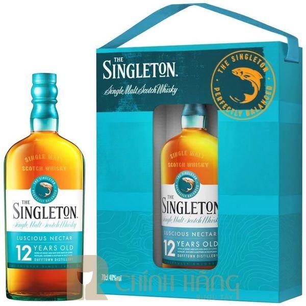Singleton 12 Năm - Hộp Quà Tết 2022