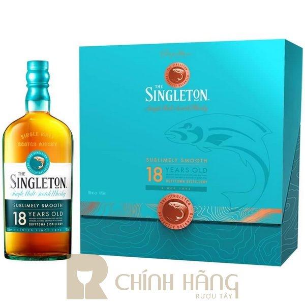 Singleton 18 Năm - Hộp Quà Tết 2022