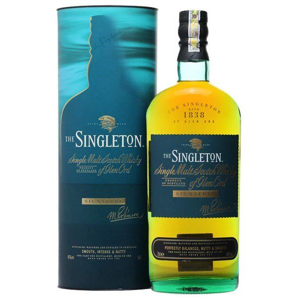 Singleton Glen Ord Signature