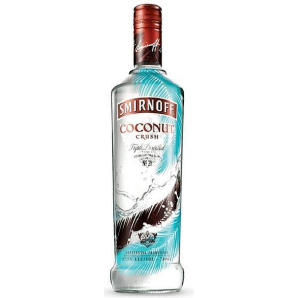 Smirnoff Vodka Coconut