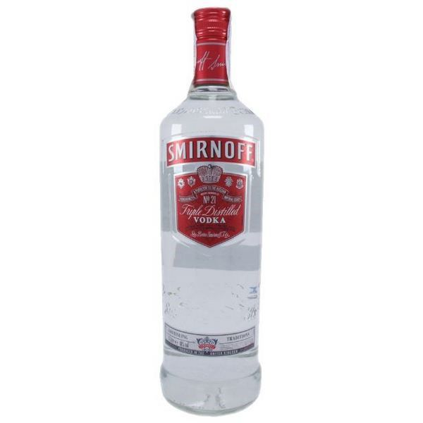 Smirnoff Vodka Red