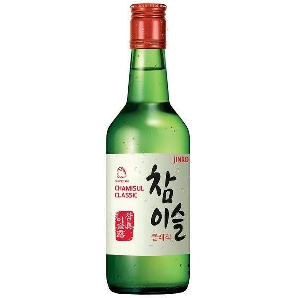 Soju Jinro Chamisul Classic