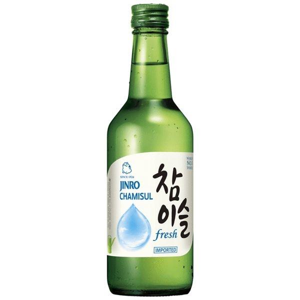 Soju Jinro Chamisul Fresh