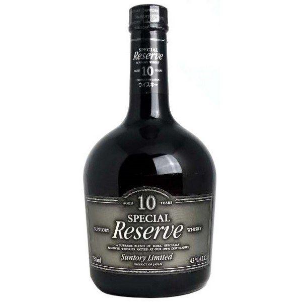 Suntory 10 Năm Special Reserve Whisky