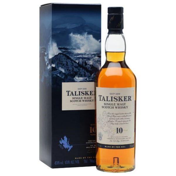 Talisker 10 Năm 750 ml