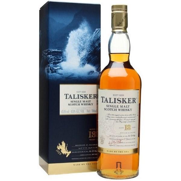 Talisker 18 Năm