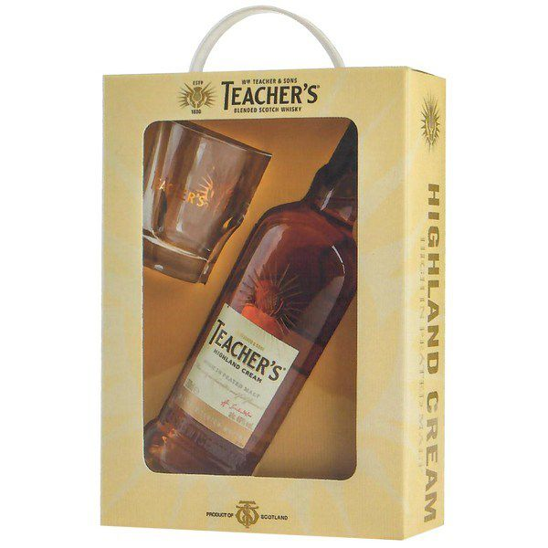 Teacher Highland Cream - Hộp Quà Tết 2020
