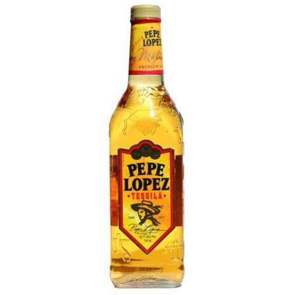 Tequila pepe lopez