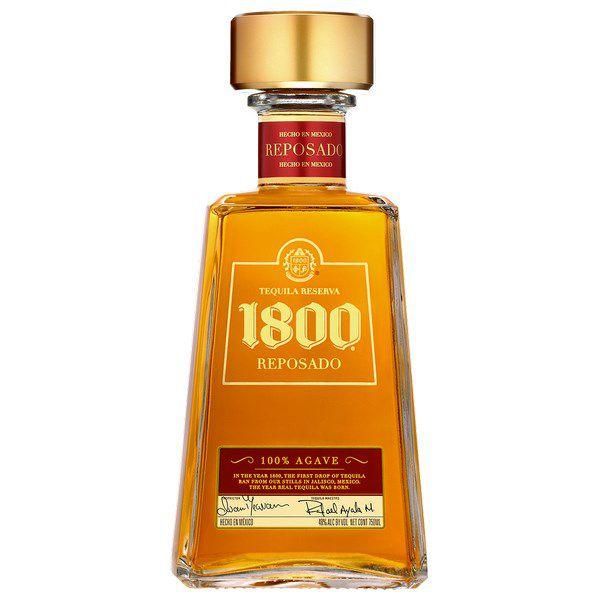 Tequila Reserva 1800 Reposado