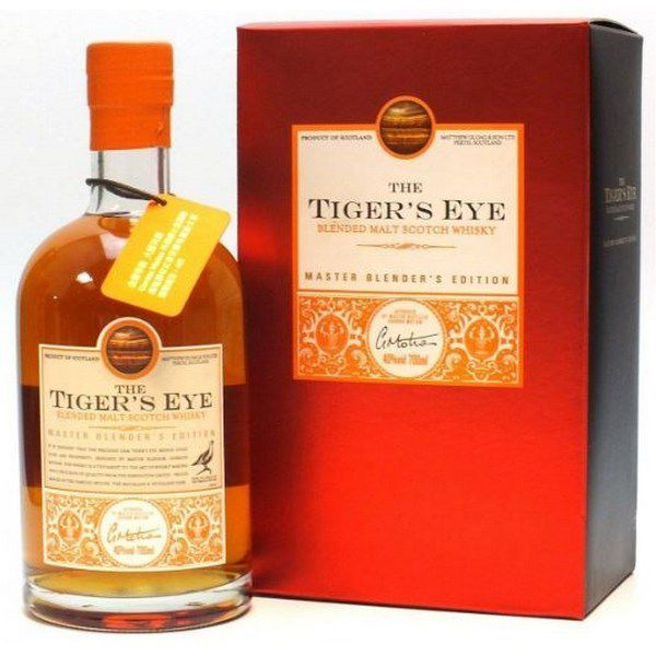 The Tiger's Eye Master Blender's Craft