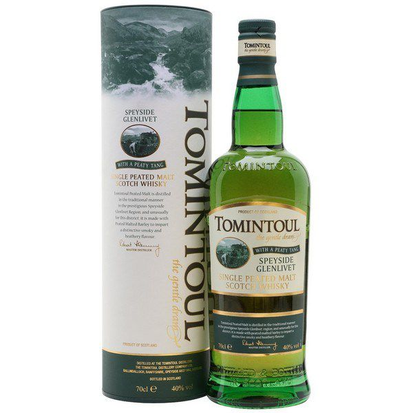 Tomintoul Peaty Tang 700 ml