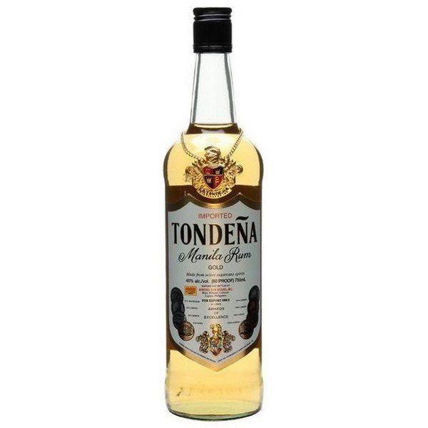 Tondena Manila Rum Gold
