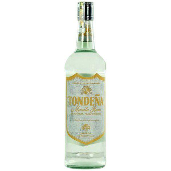 Tondena Manila Rum Silver