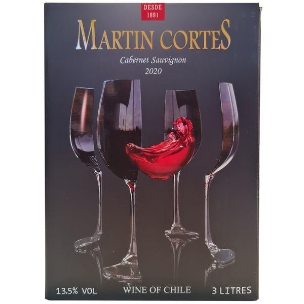 Vang bịch Martin Cortes Cabernet Sauvignon 3L (Chile)