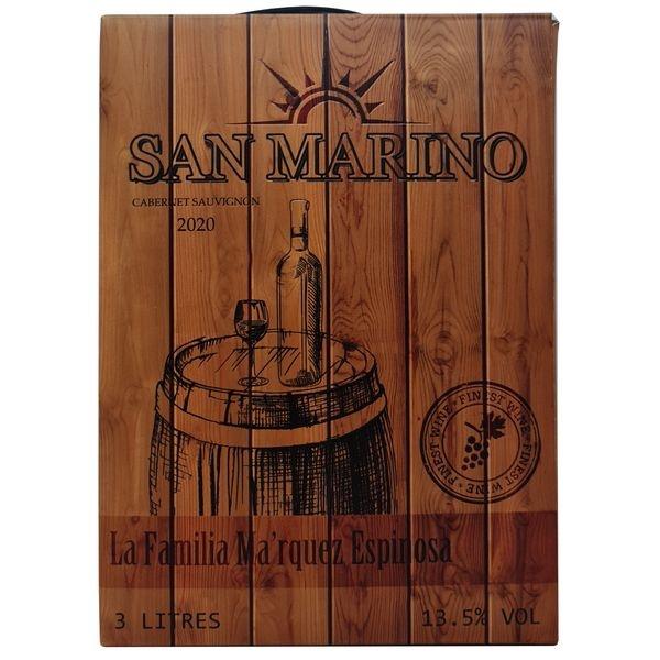 Vang bịch San Marino Cabernet Sauvignon 3L (Chile)