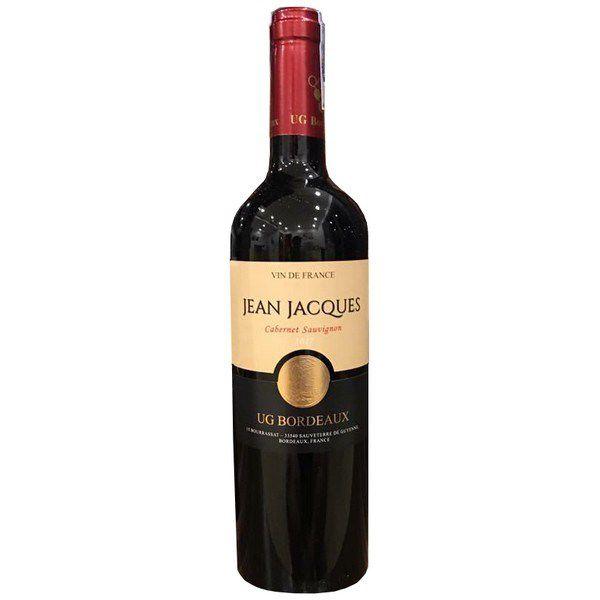 Vang Jean Jacques Đỏ Cabernet Sauvignon