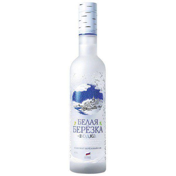 Vodka Belaya Berezka