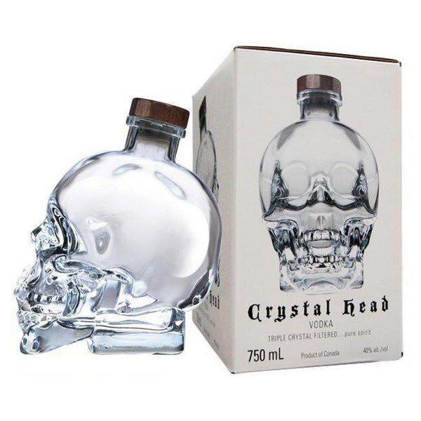 Vodka Crystal Head Đầu Lâu