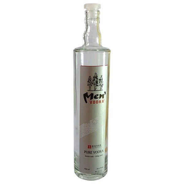 Vodka Men's nhỏ 300ml mới