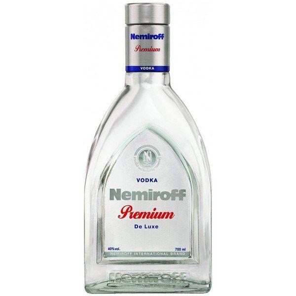 Vodka Nemiroff Premiun De Luxe