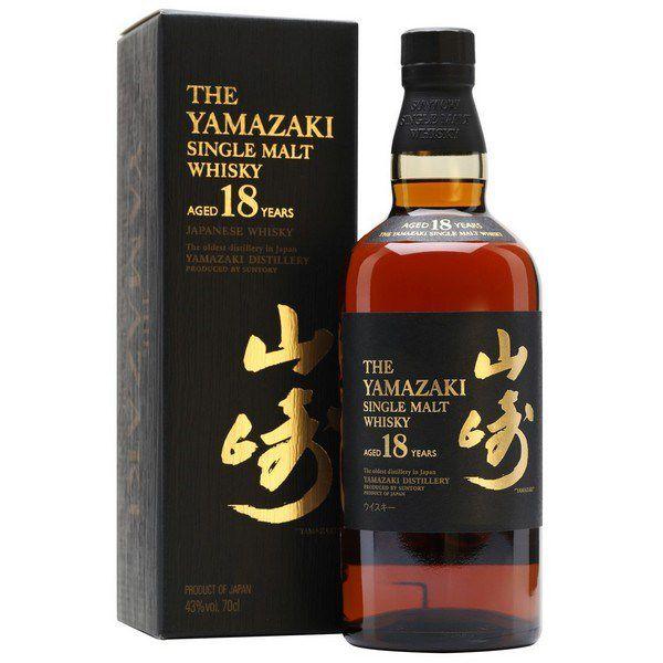 Yamazaki 18 Năm 700 ml