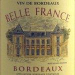 Belle France Bordeaux